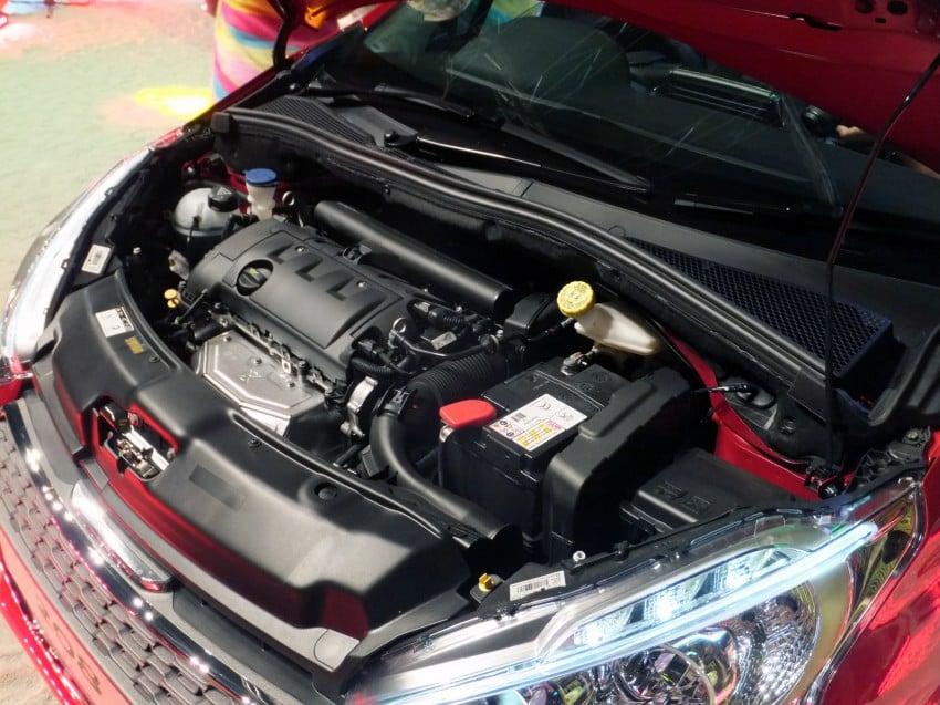 Peugeot 208 launched – 5dr RM85,888, 3dr RM95,888 Image #169111