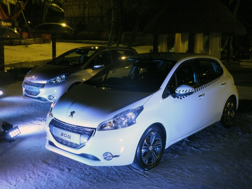 Peugeot 208 launched – 5dr RM85,888, 3dr RM95,888 Image #169113