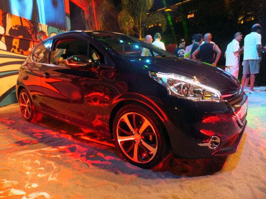 Peugeot 208 launched – 5dr RM85,888, 3dr RM95,888 Image #169120