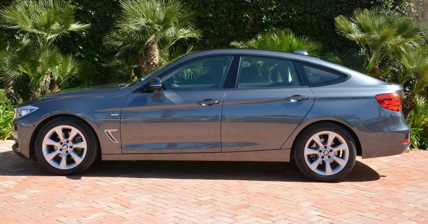 DRIVEN: BMW 3 Series Gran Turismo in Sicily Image #166560