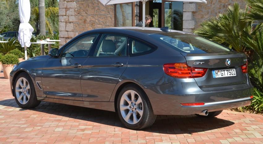 DRIVEN: BMW 3 Series Gran Turismo in Sicily Image #166561