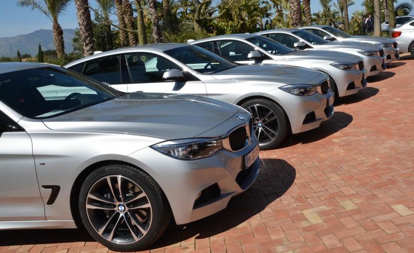 DRIVEN: BMW 3 Series Gran Turismo in Sicily Image #166562
