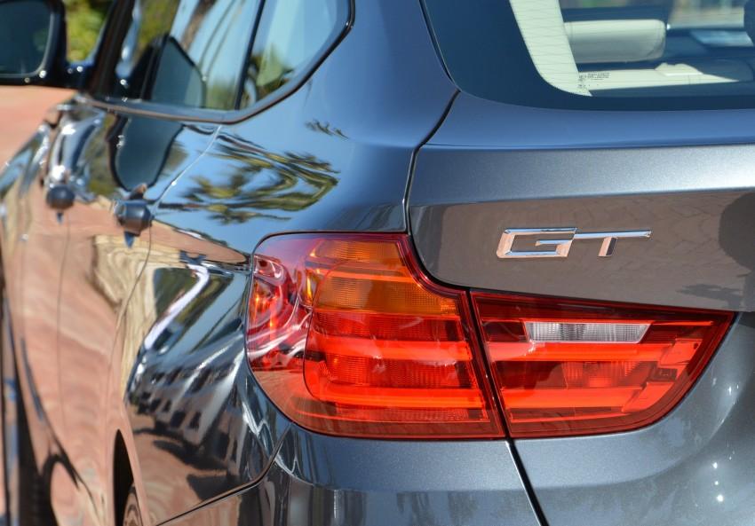 DRIVEN: BMW 3 Series Gran Turismo in Sicily Image #166563