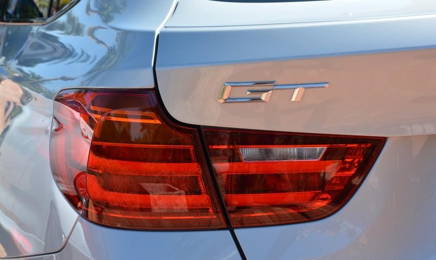 DRIVEN: BMW 3 Series Gran Turismo in Sicily Image #166568