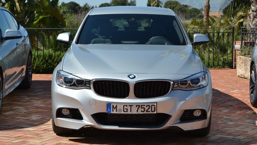 DRIVEN: BMW 3 Series Gran Turismo in Sicily Image #166569
