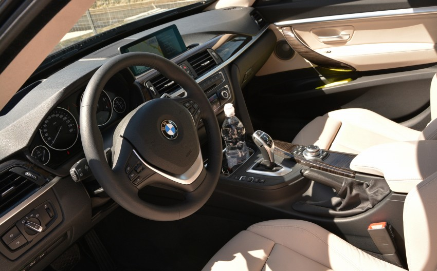DRIVEN: BMW 3 Series Gran Turismo in Sicily Image #166577