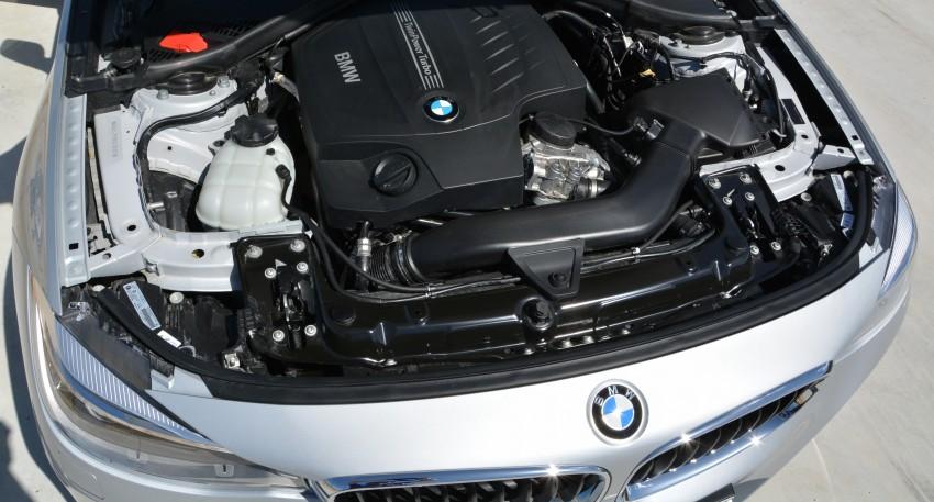 DRIVEN: BMW 3 Series Gran Turismo in Sicily Image #166585