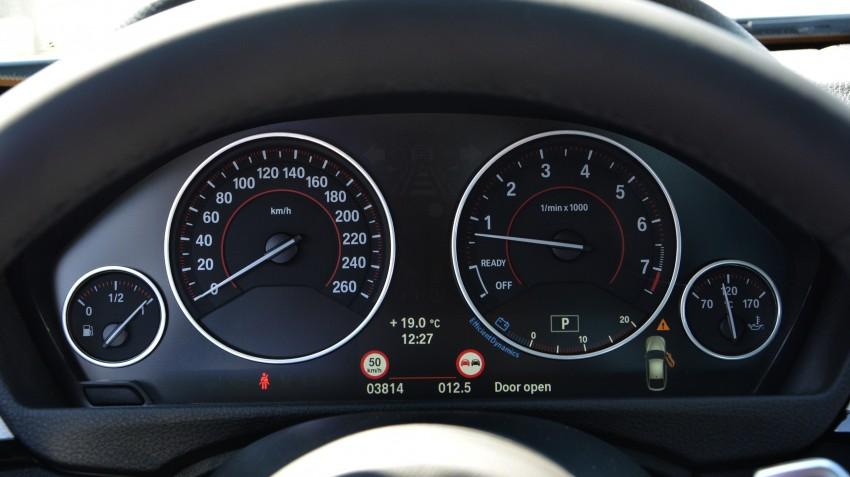 DRIVEN: BMW 3 Series Gran Turismo in Sicily Image #166596