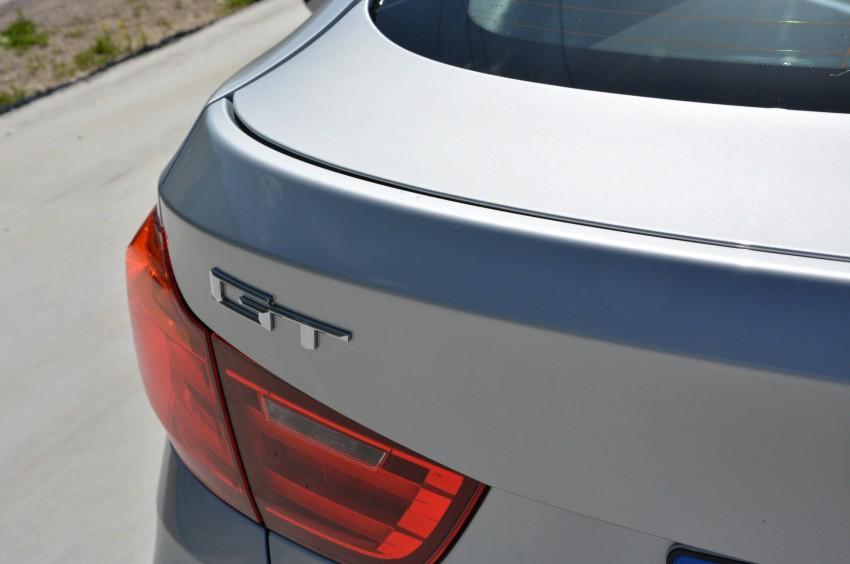 DRIVEN: BMW 3 Series Gran Turismo in Sicily Image #166603
