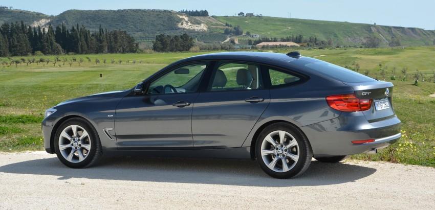 DRIVEN: BMW 3 Series Gran Turismo in Sicily Image #166608