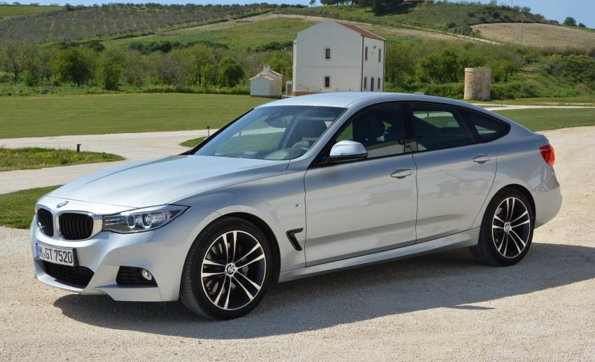 DRIVEN: BMW 3 Series Gran Turismo in Sicily Image #166609
