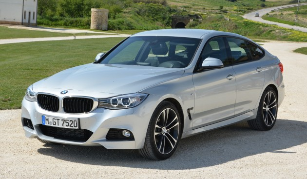 BMW 335i Gran Turismo Test Drive Review