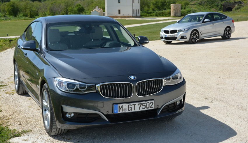 DRIVEN: BMW 3 Series Gran Turismo in Sicily Image #166612