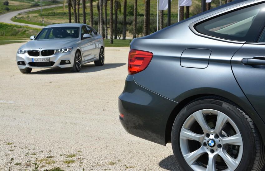 DRIVEN: BMW 3 Series Gran Turismo in Sicily Image #166613
