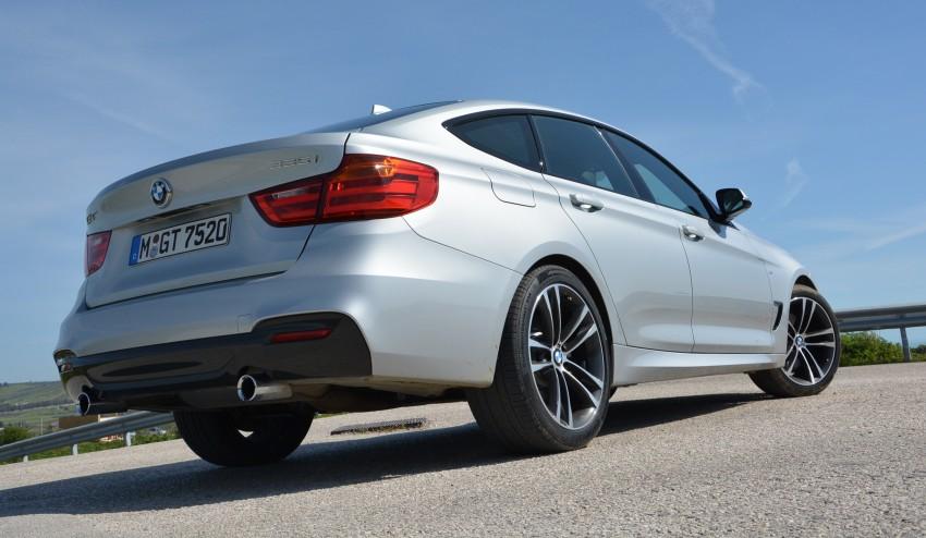 DRIVEN: BMW 3 Series Gran Turismo in Sicily Image #166616