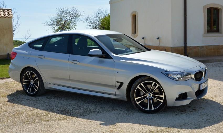 DRIVEN: BMW 3 Series Gran Turismo in Sicily Image #166617