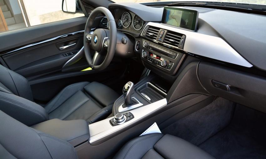 DRIVEN: BMW 3 Series Gran Turismo in Sicily Image #166620
