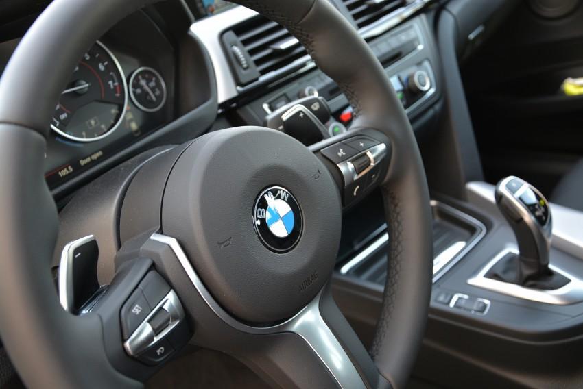 DRIVEN: BMW 3 Series Gran Turismo in Sicily Image #166631