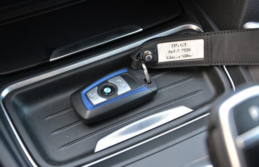 DRIVEN: BMW 3 Series Gran Turismo in Sicily Image #166632