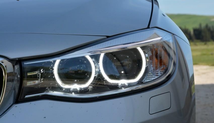 DRIVEN: BMW 3 Series Gran Turismo in Sicily Image #166638