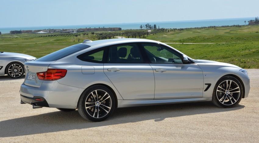 DRIVEN: BMW 3 Series Gran Turismo in Sicily Image #166543