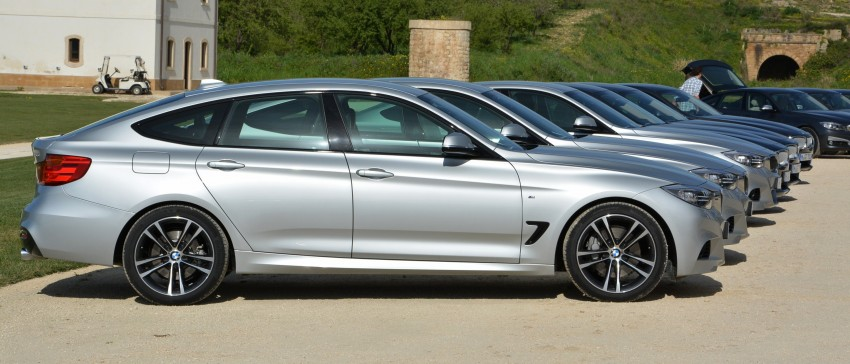 DRIVEN: BMW 3 Series Gran Turismo in Sicily Image #166546