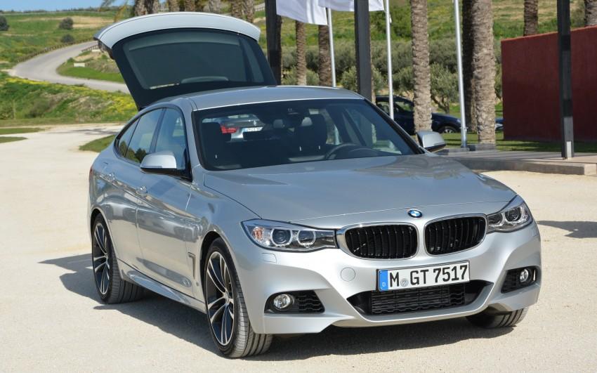 DRIVEN: BMW 3 Series Gran Turismo in Sicily Image #166547