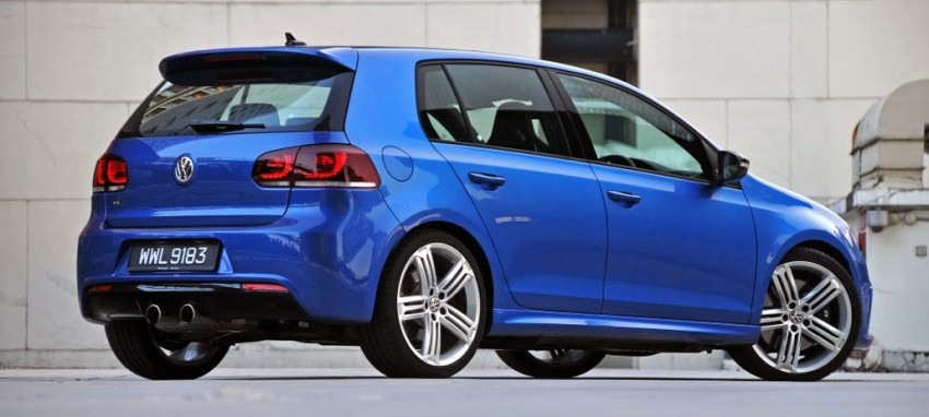 Volkswagen Mk7 Golf R could have around 300 hp Image #168370