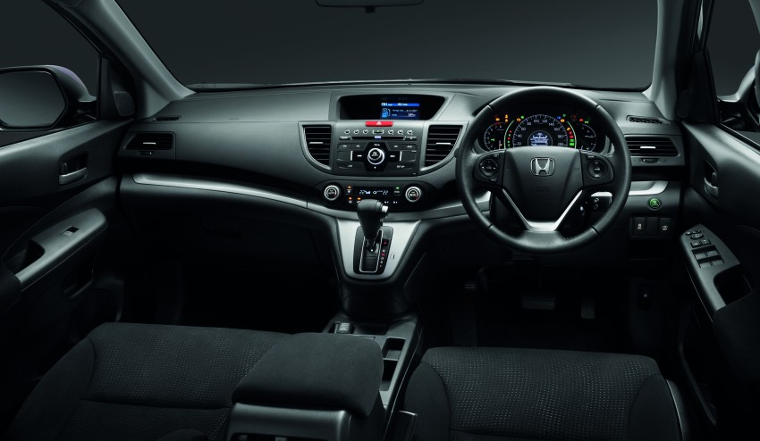 Order book for the new Honda CR-V tops 3,000 units; 2.4 model now open for booking ahead of June launch Image #167769