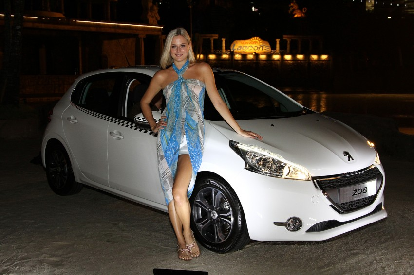 Peugeot 208 launched – 5dr RM85,888, 3dr RM95,888 Image #169124