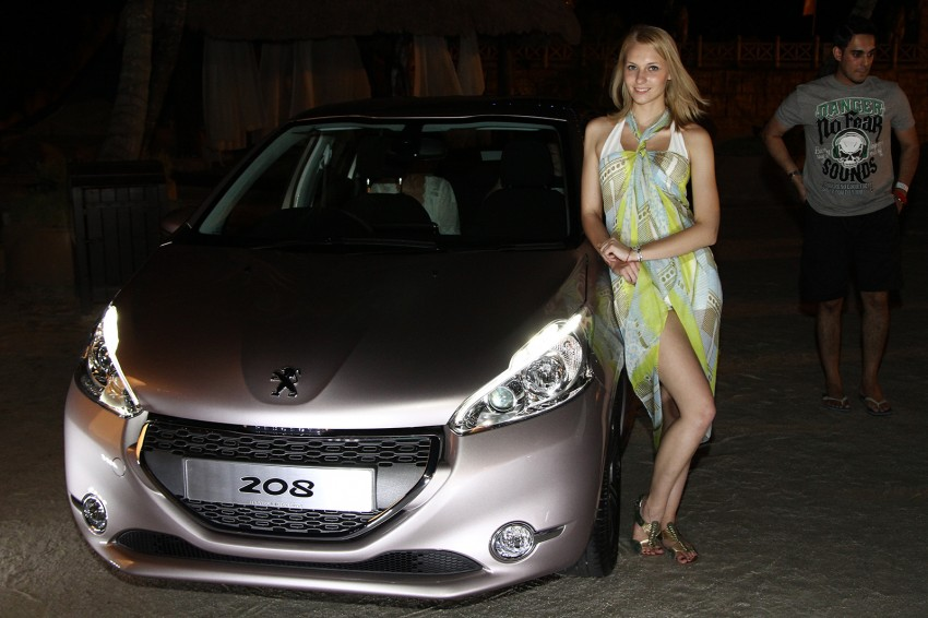 Peugeot 208 launched – 5dr RM85,888, 3dr RM95,888 Image #169127