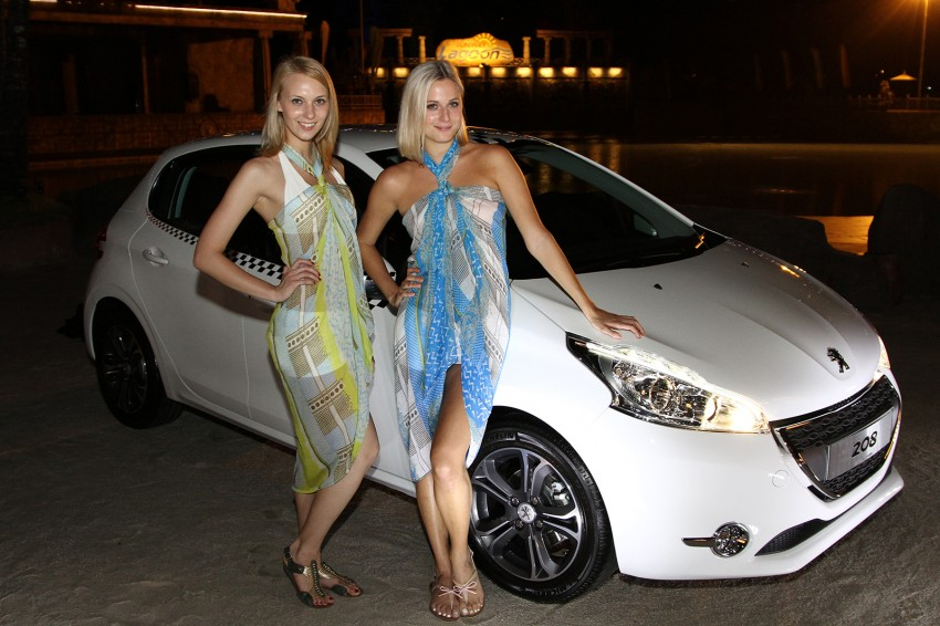 Peugeot 208 launched – 5dr RM85,888, 3dr RM95,888 Image #169128