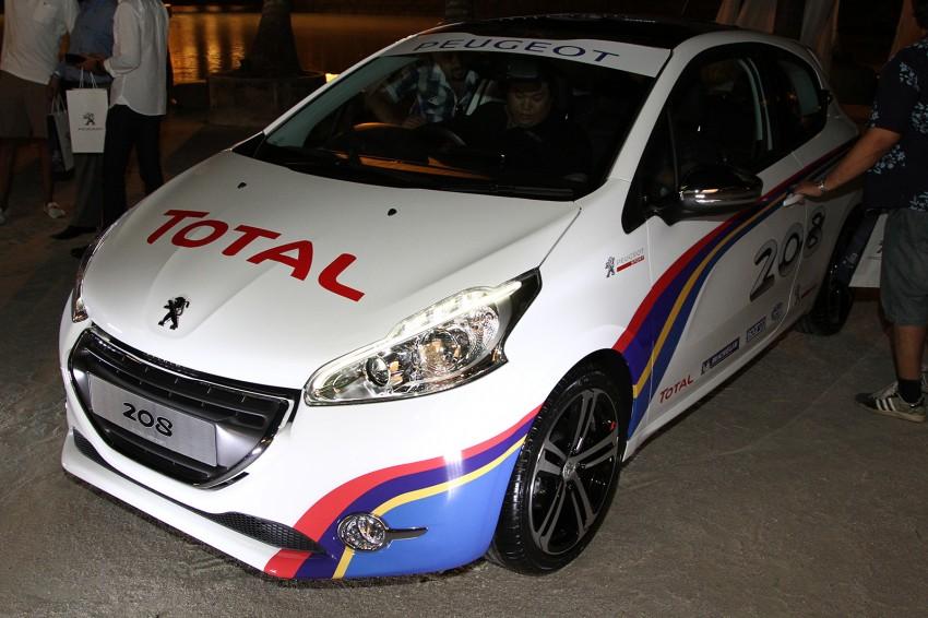 Peugeot 208 launched – 5dr RM85,888, 3dr RM95,888 Image #169132