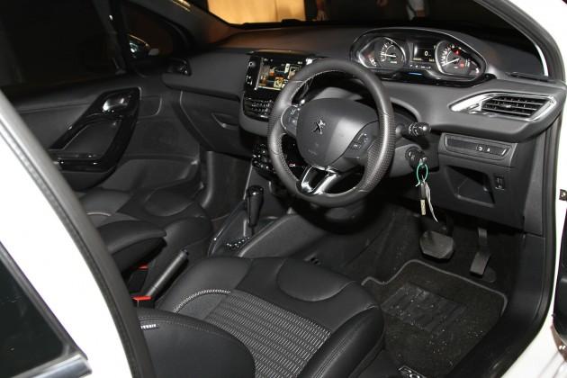 Peugeot 208 launch