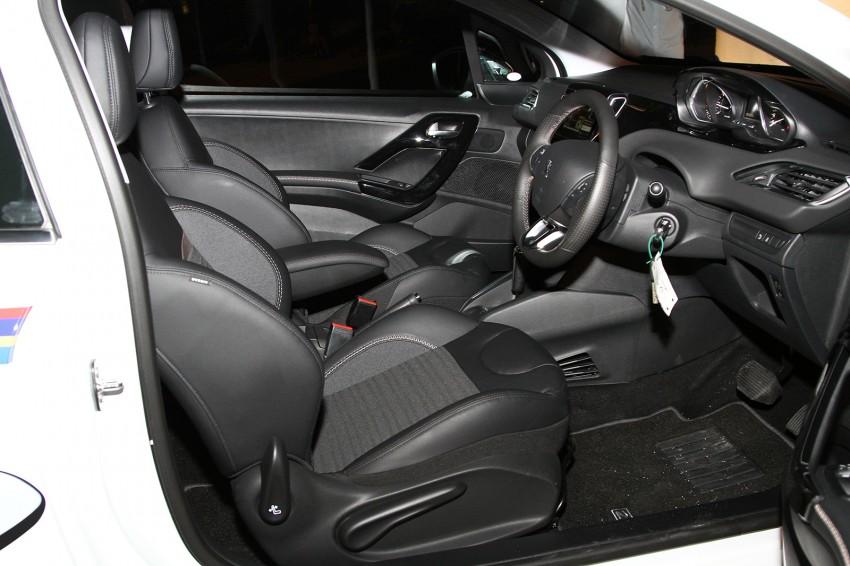 Peugeot 208 launched – 5dr RM85,888, 3dr RM95,888 Image #169142