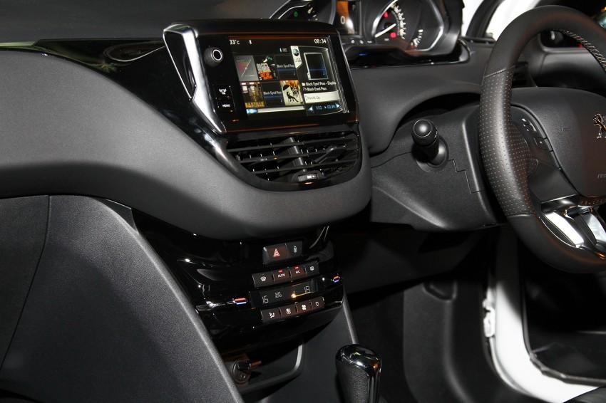 Peugeot 208 launched – 5dr RM85,888, 3dr RM95,888 Image #169144
