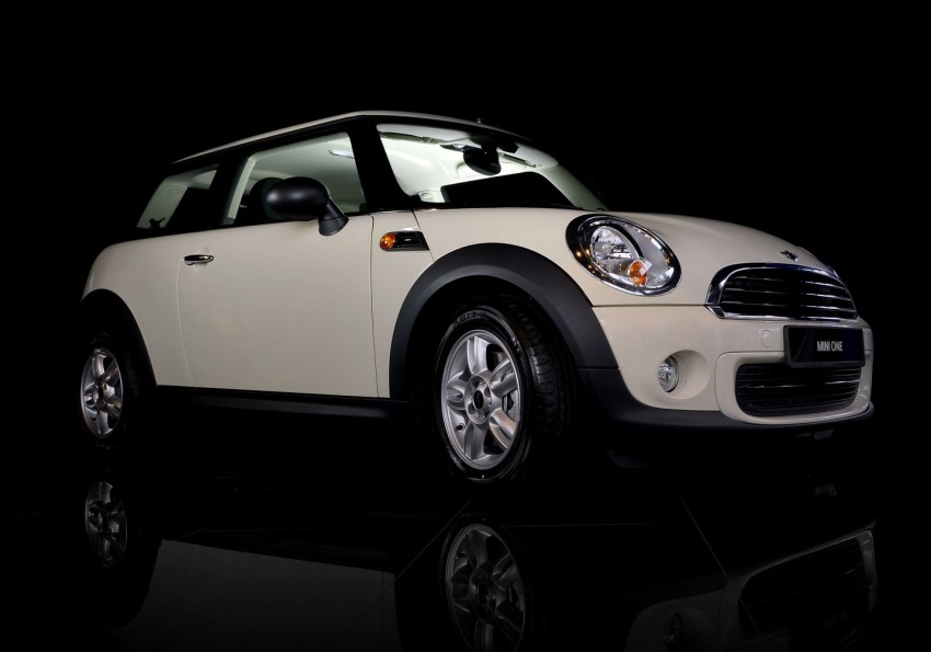 MINI One is back – more kit, price 3k up, RM146,888 Image #166514