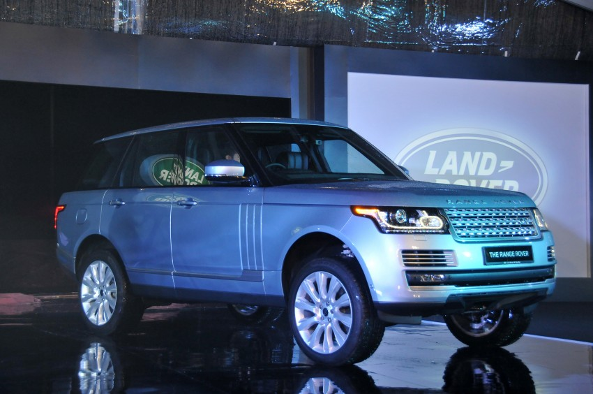 New Range Rover is here – RM950k to RM1.09 million; 4th-gen is lighter, faster and more luxurious than ever Image #167952