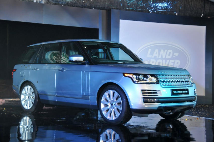 New Range Rover is here – RM950k to RM1.09 million; 4th-gen is lighter, faster and more luxurious than ever Image #167953