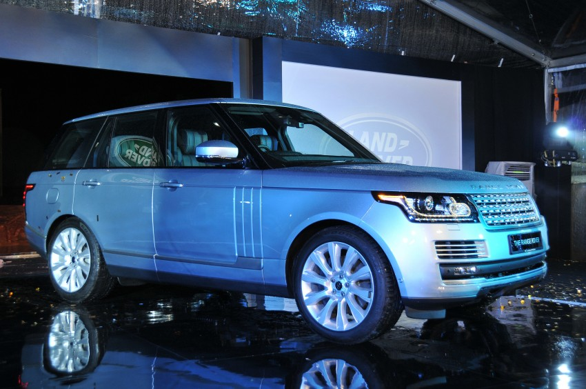 New Range Rover is here – RM950k to RM1.09 million; 4th-gen is lighter, faster and more luxurious than ever Image #167954