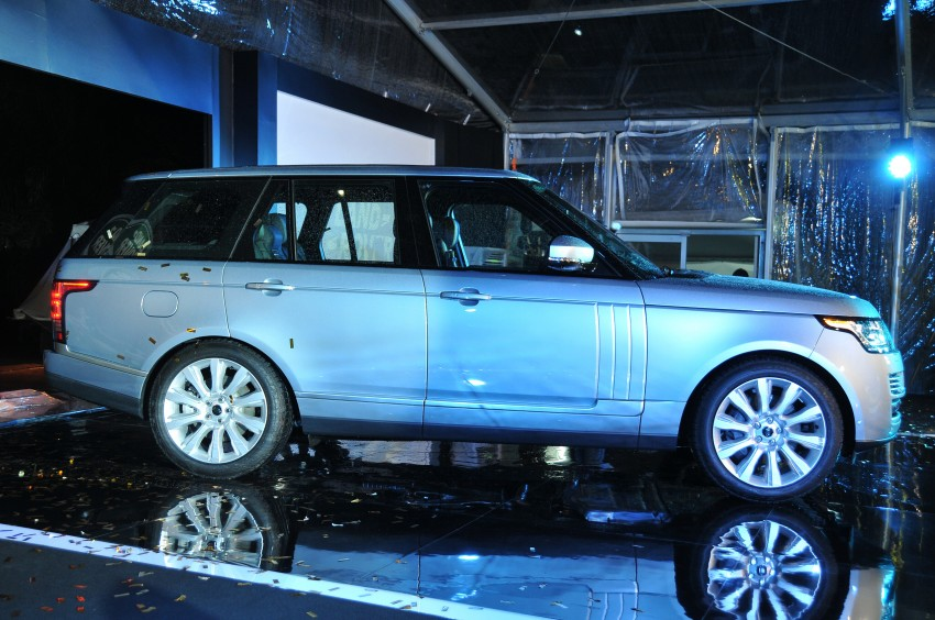 New Range Rover is here – RM950k to RM1.09 million; 4th-gen is lighter, faster and more luxurious than ever Image #167955