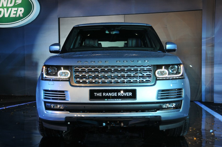 New Range Rover is here – RM950k to RM1.09 million; 4th-gen is lighter, faster and more luxurious than ever Image #167957