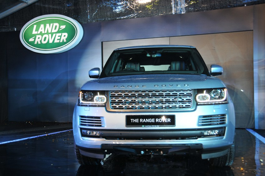 New Range Rover is here – RM950k to RM1.09 million; 4th-gen is lighter, faster and more luxurious than ever Image #167958