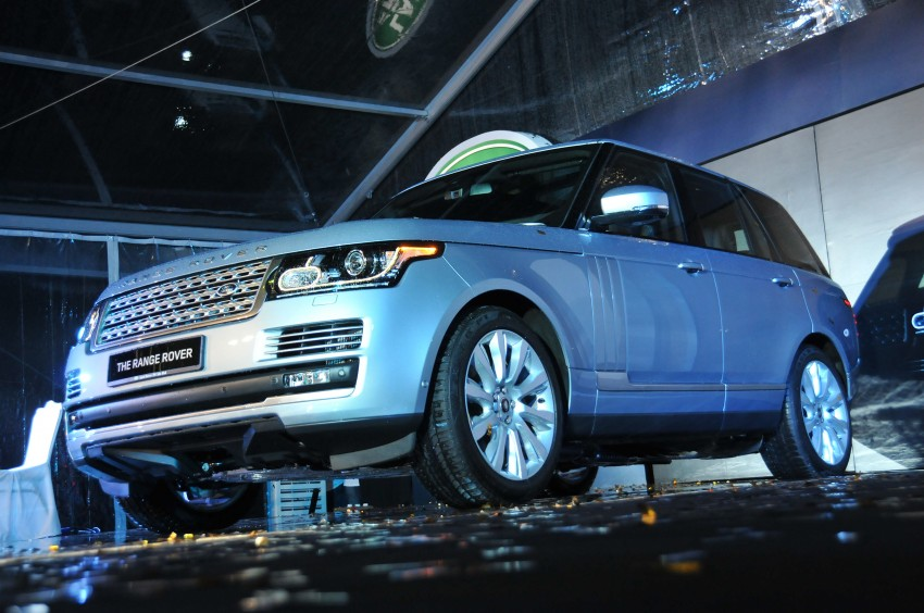 New Range Rover is here – RM950k to RM1.09 million; 4th-gen is lighter, faster and more luxurious than ever Image #167960