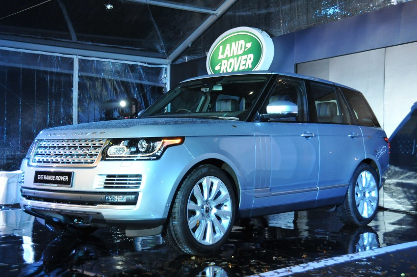 New Range Rover is here – RM950k to RM1.09 million; 4th-gen is lighter, faster and more luxurious than ever Image #167961