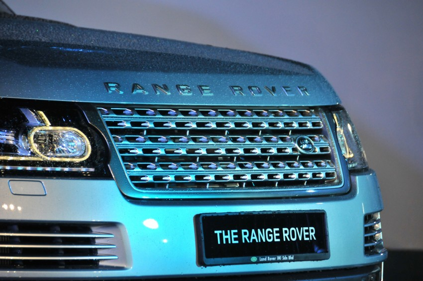 New Range Rover is here – RM950k to RM1.09 million; 4th-gen is lighter, faster and more luxurious than ever Image #167962