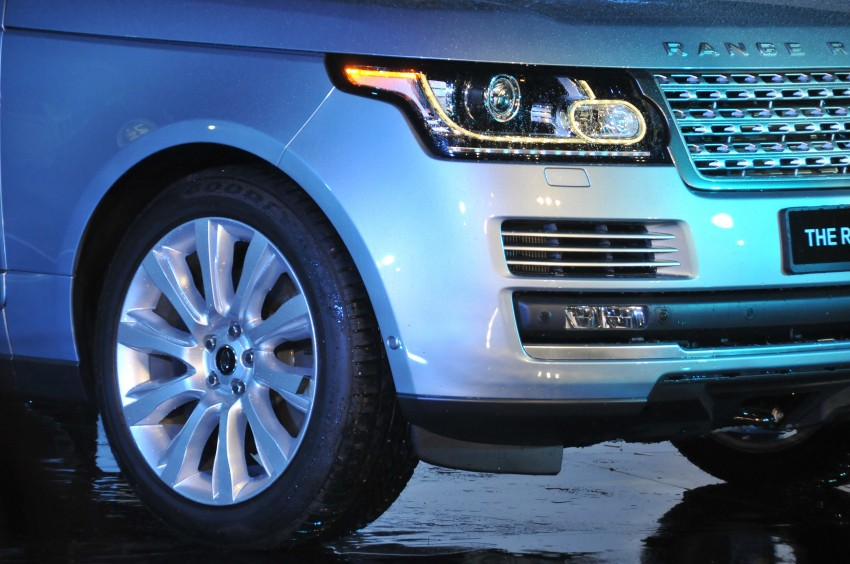 New Range Rover is here – RM950k to RM1.09 million; 4th-gen is lighter, faster and more luxurious than ever Image #167963