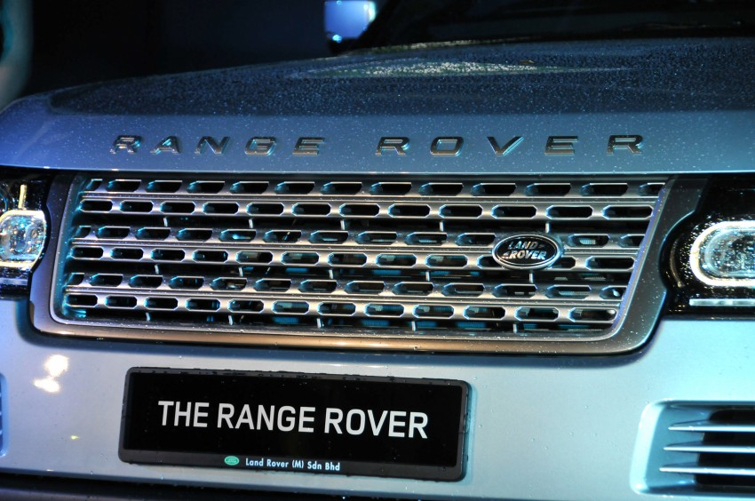 New Range Rover is here – RM950k to RM1.09 million; 4th-gen is lighter, faster and more luxurious than ever Image #167967