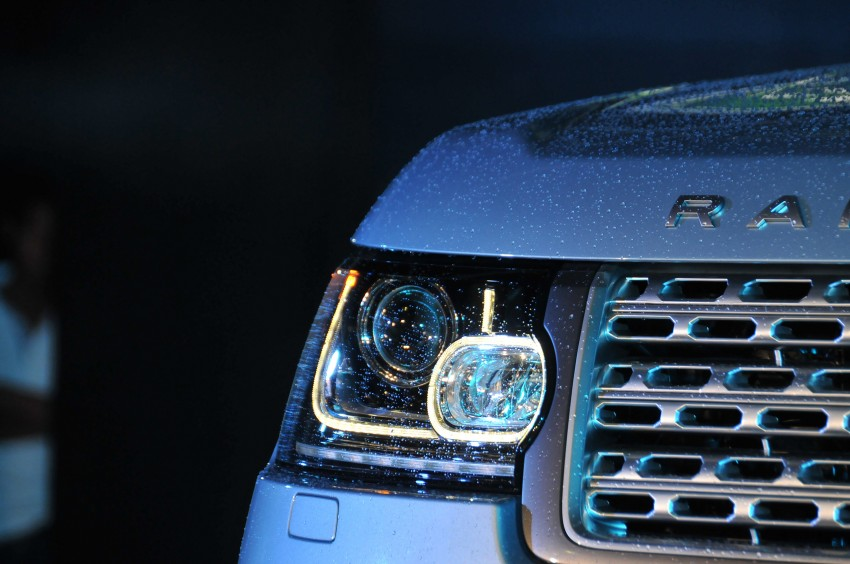 New Range Rover is here – RM950k to RM1.09 million; 4th-gen is lighter, faster and more luxurious than ever Image #167969