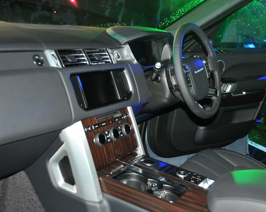 New Range Rover is here – RM950k to RM1.09 million; 4th-gen is lighter, faster and more luxurious than ever Image #167980